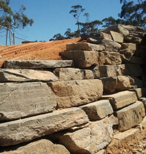 Retaining Walls Dirtwork Landscapes Pty Ltd
