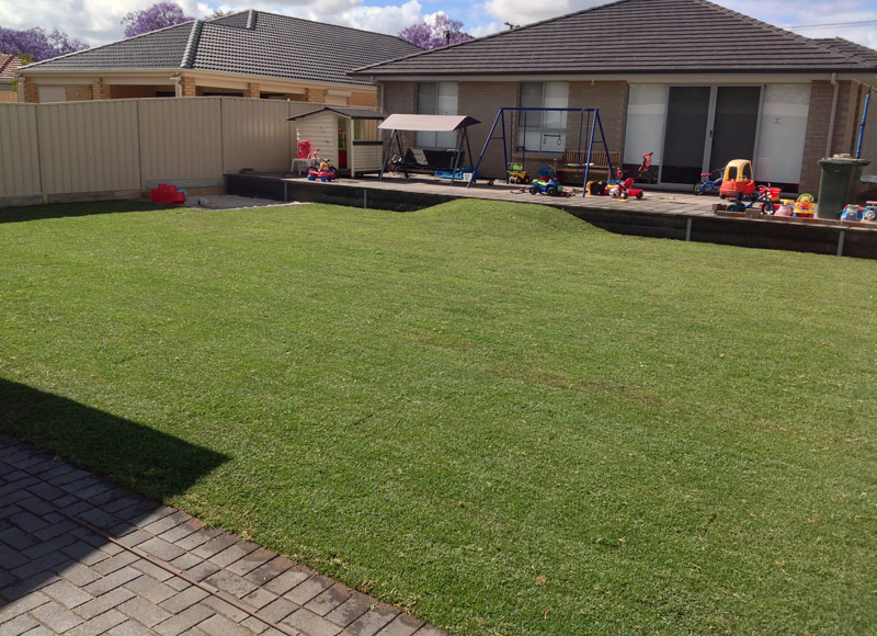Turf dirtwork landscapes pty ltd for Clearview landscaping